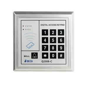 Q2001-C/Q2006-C/Q2007-C/Q2008-C独立刷卡门禁机