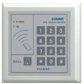 刷卡密码门禁一体机CU-K05