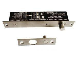 门禁电插锁 断电上锁