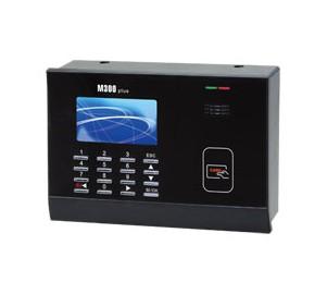 刷卡考勤机M300Plus;ID感应式考勤机,彩屏机,可定制IC功能