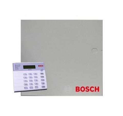 博世总线制主机DS7400XI-CHI配DS7447E液晶键盘BOSCH报警主机
