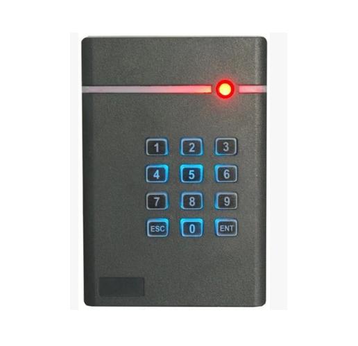 门禁读卡器,ID密码读卡器,IC密码读卡器,门禁系统 外接按键读卡器
